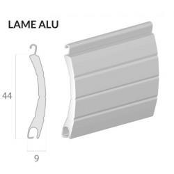 Volet monobloc lames aluminium - 1000(L) x 1000(H)